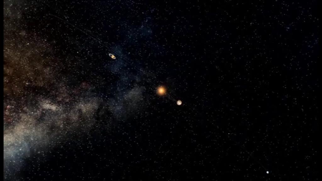 新人教版第三册unit4space exploration视频材料探索火星