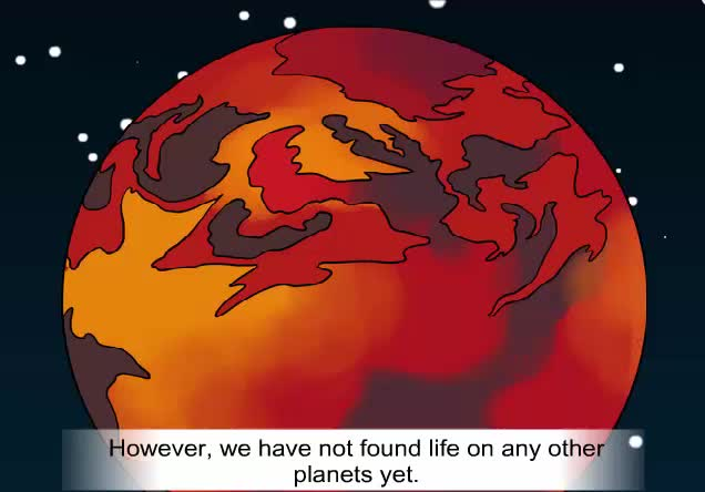 Module 3 Unit 2 We have not found life on any other planets yet.课文动画2020-2021学年外研版八年级英语下册