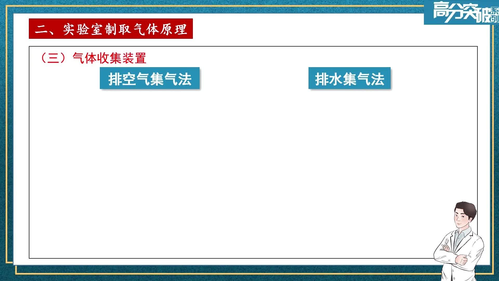 第八讲 【元素老师】 实验题之气体制取原理和题型-2021广东新中考【化学】备考攻略