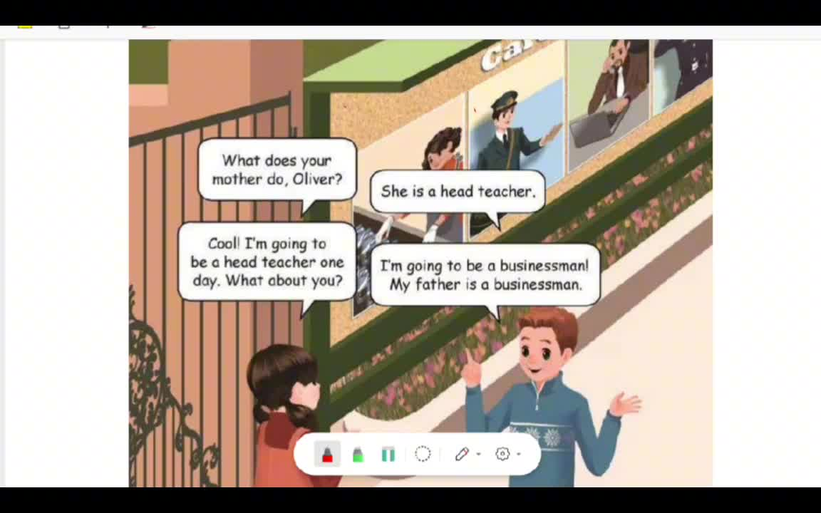 Unit 5 What does he do 重点知识点讲解(微课视频)-2021-2022学年英语六年级上册-人教PEP版