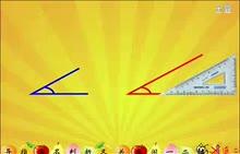 【初中数学微课视频】角的认识(北师大版数学七年级上册4.3,)