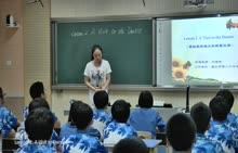 冀教版九年级英语名师培训课例第二课课堂实录