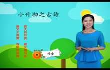 人教版 小升初语文 专题8 古诗-视频微课堂